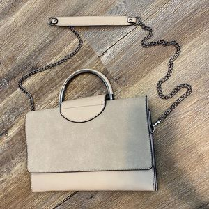 Mellow World Leather and Suede Bag